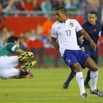 2014 World Cup: Ghana opponents Portugal grind out late friendly win over Mexico