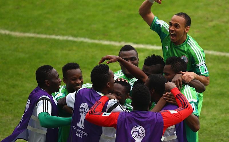 Nigeria qualify