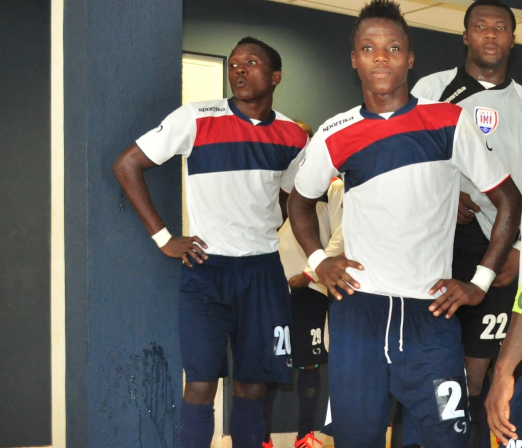 Inter Allies left-back Kpozo won MTN FA Cup Discovery of the Year