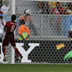 Ghana 1-2 Portugal: How the players rated in the World Cup Group G final game Brasilia