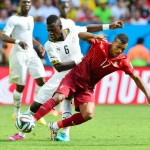 PICTURE GALLERY: Ghana's 2-1 defeat to Portugal