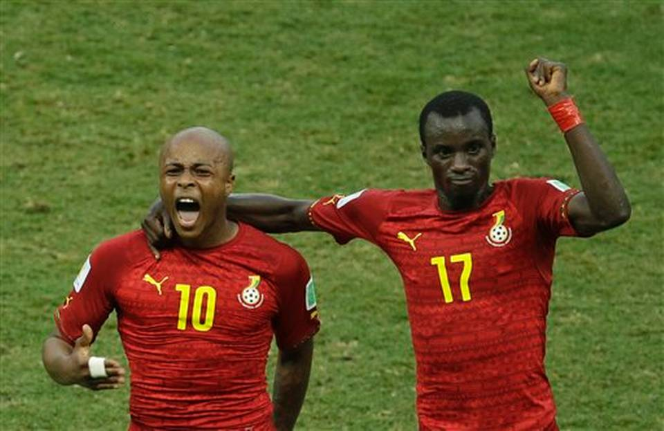 Rabiu Mohammed has been a regular feature in the Black Stars at the 2014 World Cup
