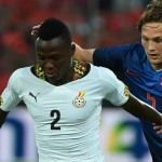 2014 World Cup: Samuel Inkoom shelves transfer talks to focus on Ghana's campaign in Brazil