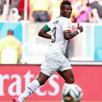 2014 World Cup: Ghana captain Asamoah Gyan sets record as Africa's top scorer in World Cup history