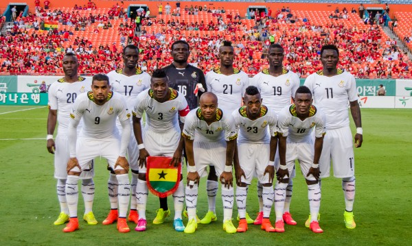 South African defender tips Ghana to shine