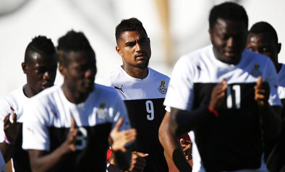 Sulley Muntari and Kevin-Prince Boateng were sacked from the Ghana camp