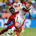 2014 World Cup: Sulley Muntari saddened by Ghana's need to depend on Portuguese favour