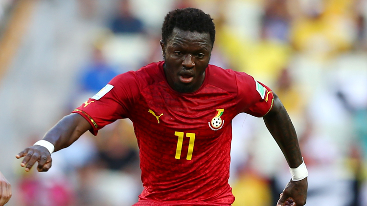 Sulley Muntari was sent home after attacking Ghana FA official.