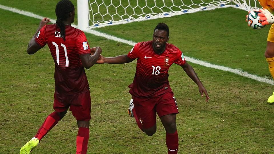 Silvestre Varela scored late to earn Portugal vital point against USA