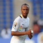 French giants Marseille receive offer for Ghana midfielder Andre Ayew