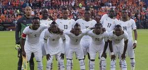 Watch match live: Ghana versus South Korea