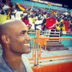 Feature: Inside The Camps Of The Black Stars And The Super Eagles! - Segun Odegbami