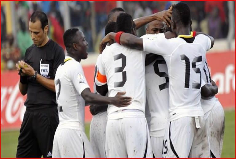 2014 World Cup: And now you're Ghana believe us!