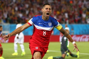 USA striker Clint Dempsey's latest foray into rap music dropped on Wednesday, so he can add another feather in his cap as he rides the wave of his team's 2-1 win over Ghana in its 2014 World Cup opener.