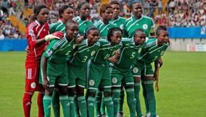 Nigeria's Falconets beat Ghana's Black Maidens in Accra