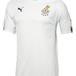 Ghana's World Cup jersey numbers revealed- Andre Ayew No.10, Essien goes for No.5 and Kevin picks No.9