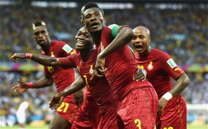 The Ghana government has always paid its players in cash at the World Cup, Ghana Football Association Executive Committee Randy Abbey has revealed.