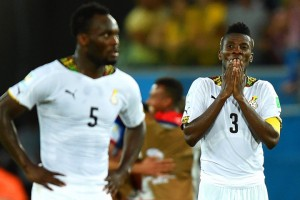 Ghana look to regroup from US loss