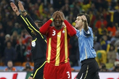 Love for Suarez, Asamoah Gyan is young Kenyan Shah's driving force