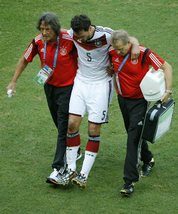 Germany hopeful Hummels will be fit to face Ghana