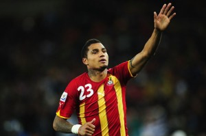 Ghana's Kevin-Prince Boateng launches fresh attack on Germany, they are bottlers!
