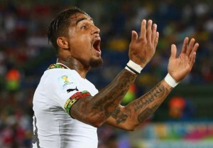 Ghana playmaker Kevin-Prince Boateng says the Black Stars will fight to defeat Germany at the 2014 World Cup on Saturday to revive their chances of reaching the knock-out phase of the tournament in Brazil.