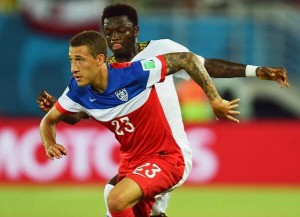 Black Stars arrive in stadium to face Portugal without Boateng, Muntari