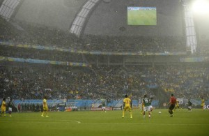 Ghana's World Cup clash against USA in danger, heavy rains forces evacuations in Natal
