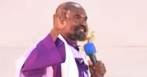 Video: Kumasi prophet shamed by failed Ghana World Cup semis prophesy, blames chaos in camp