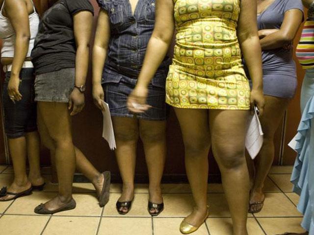 Ghanaian sex workers