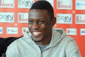 Waris, Badu named in Ghana's starting line-up to face Portugal - Essien, Jordan benched