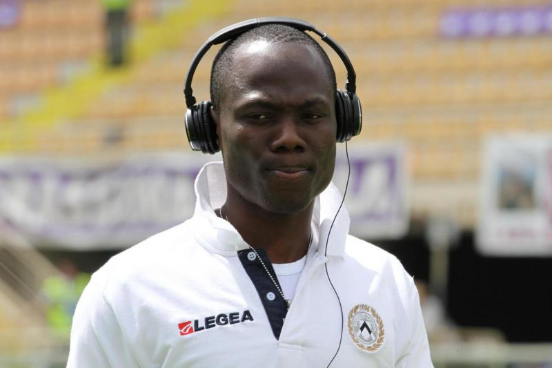 Agyemang-Badu and Alhassan yet to join Udinese pre-season