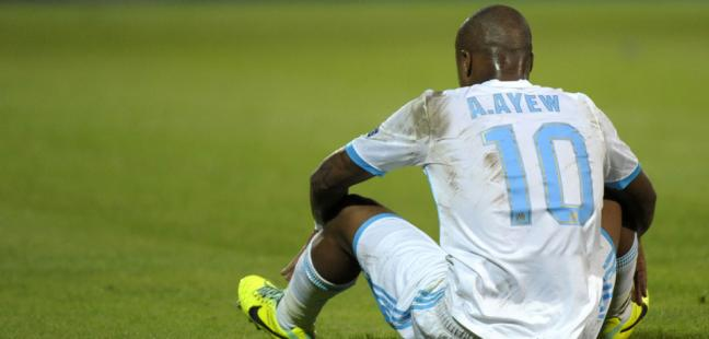 Napoli keen on signing Ghana World Cup star Andre Ayew