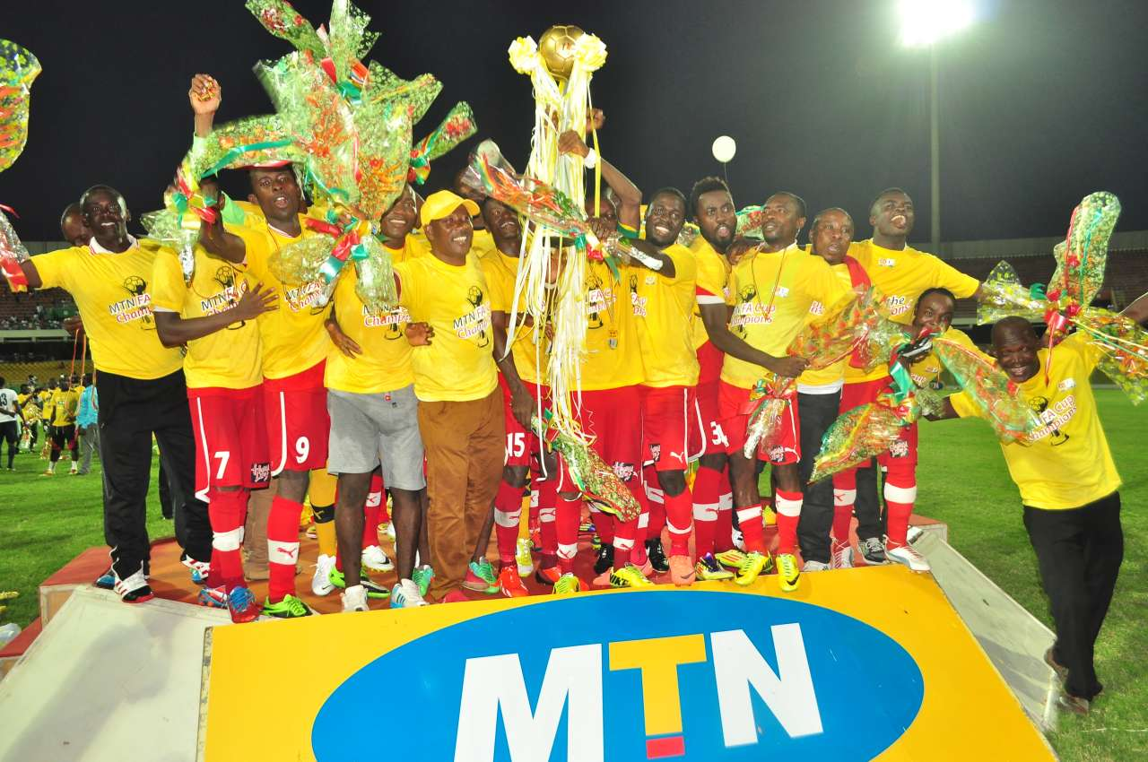 Asante Kotoko with most nominations for this year's FA Cup awards