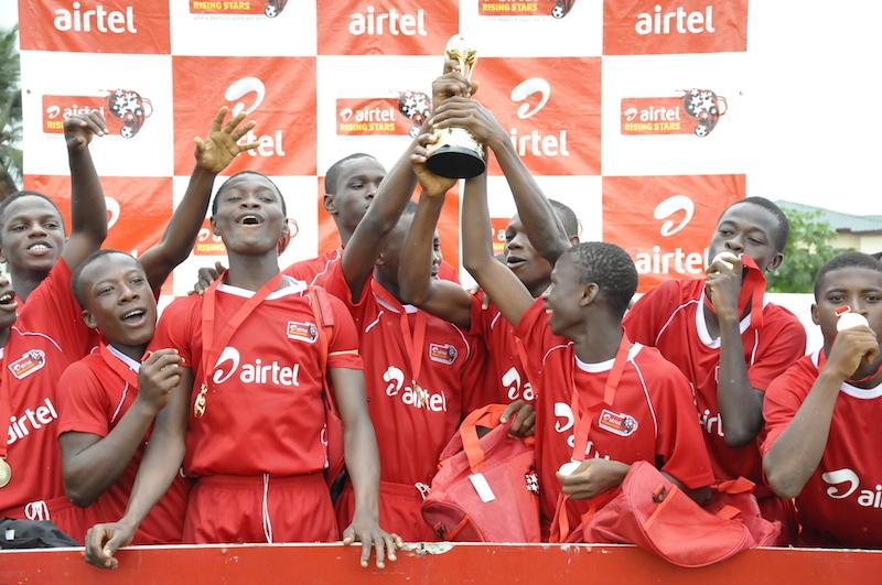 Ashanti Regional Champions.