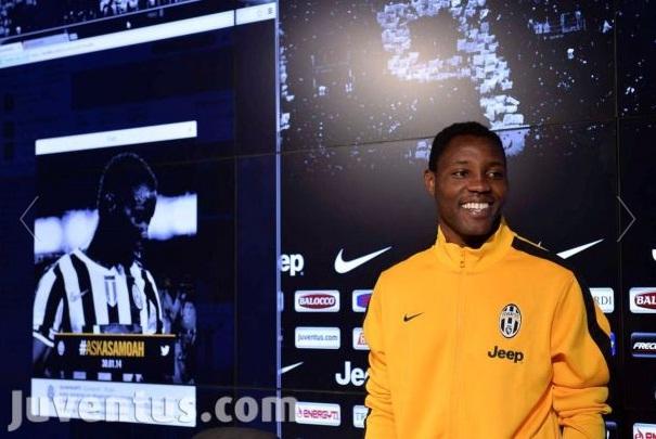 At Juventus