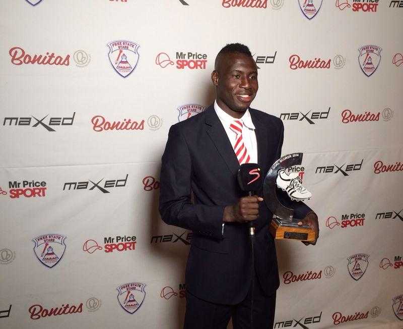 Basit and his award