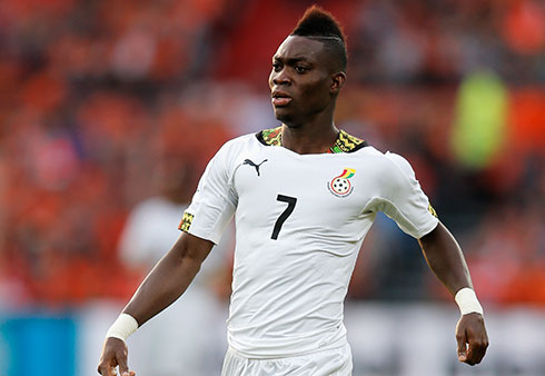 Celtic lead the pack for Ghana's Atsu