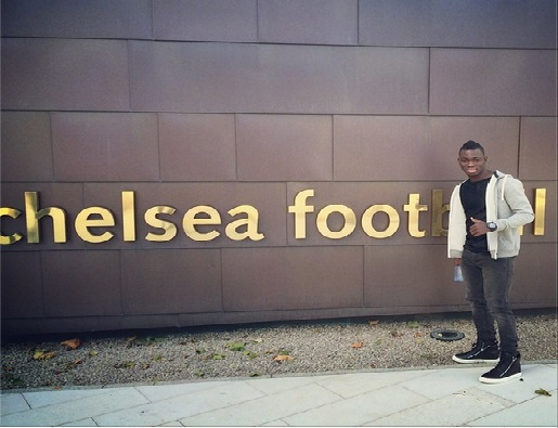 Christian Atsu has rejoined Chelsea after loan spell with Vitesse