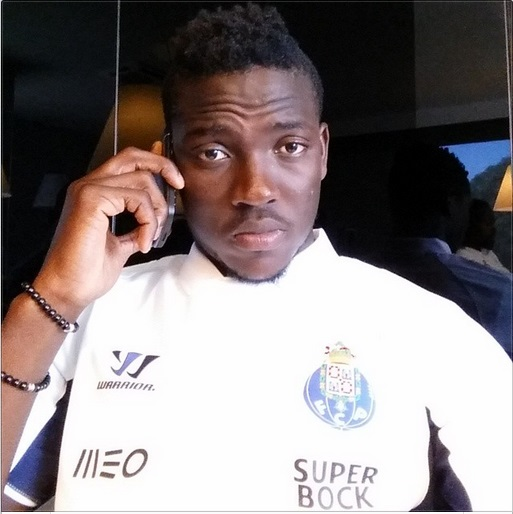 Daniel Opare is now with Portuguese giants FC Porto