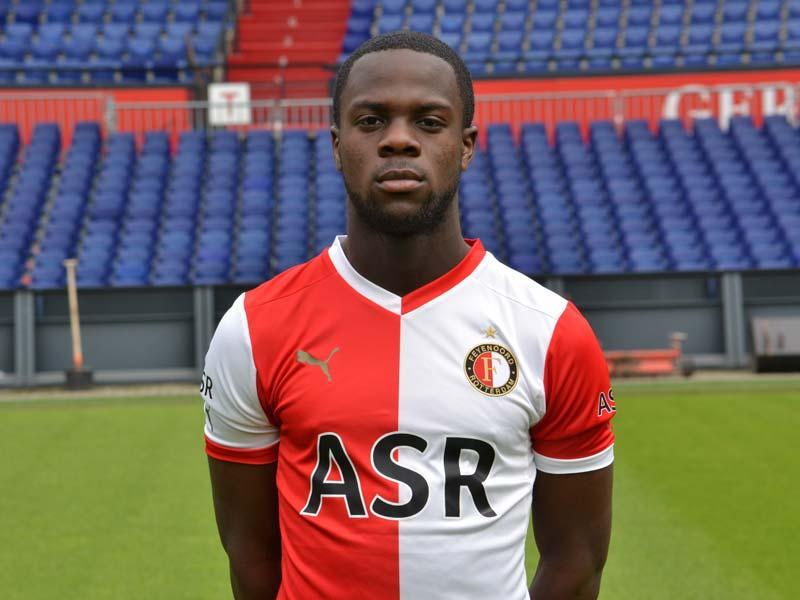 Elvis Manu has new ambitions at Feyenoord