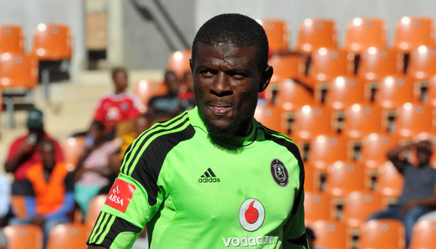 Fatau Dauda will stay put at Pirates