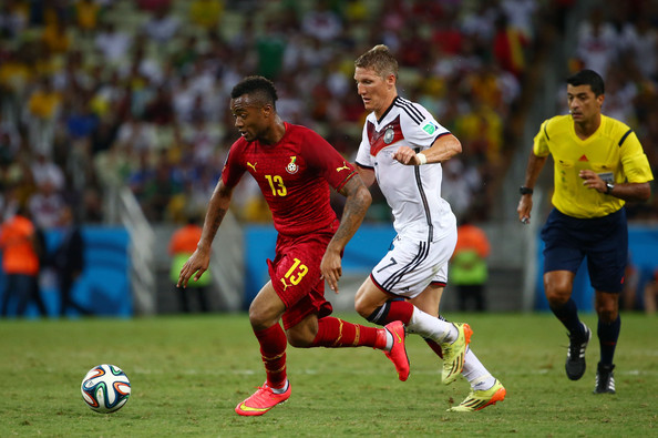 French side Saint-Etienne have confirmed they will not sign Ghana's Jordan Ayew