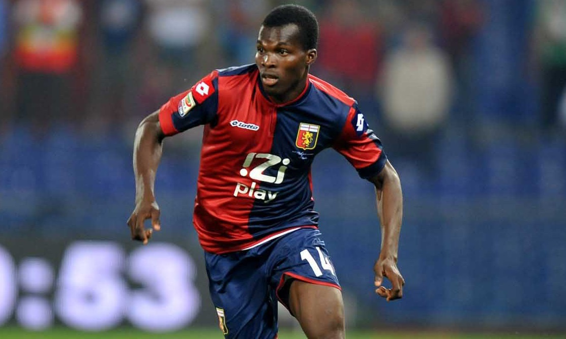 Ghana midfielder Isaac Cofie has been linked with a move to Chievo