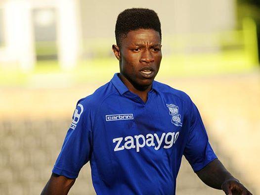 Ghanaian Koby Arthur scores brace for Birmingham U21s
