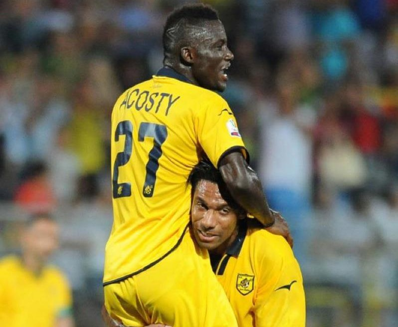 Ghana's Acosty has returned to Serie B to sign for Modena