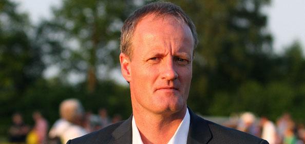 Heereveen technical director Hans Vonk