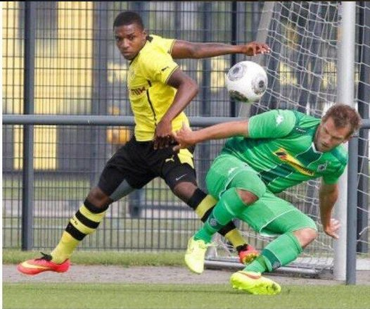 Joseph-Claude Gyau has joined BvB