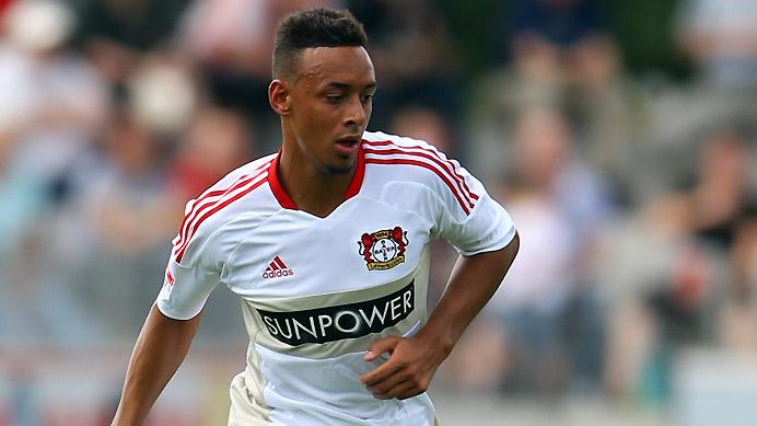 Karim Bellarabi scored for Bayer Leverkusen