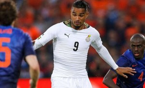 SuspendedKevin-Prince Boateng hints of a quick return for Ghana at 2015 AFCON